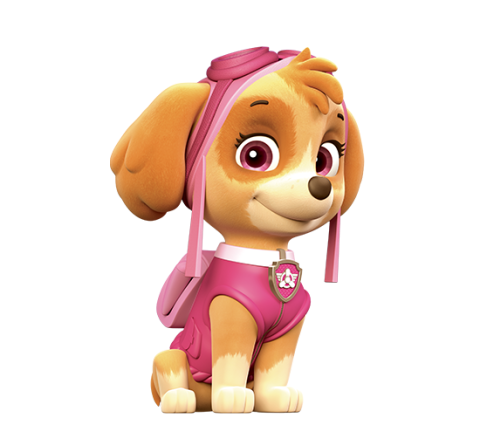 Paw patrol skye png. Collection of sky