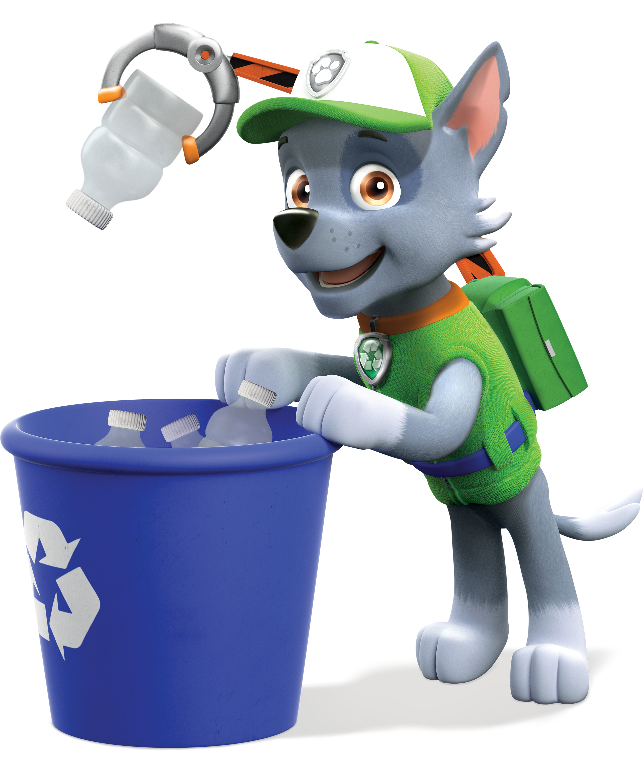 Rocky paw patrol png. Gallery pinterest and recycling
