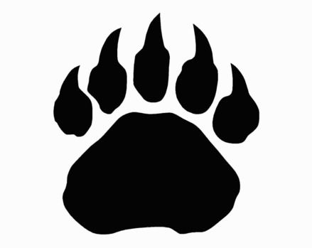 Paws clipart badger. Wolverine paw logo google