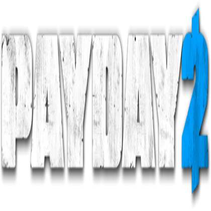 Payday 2 logo png. Roblox