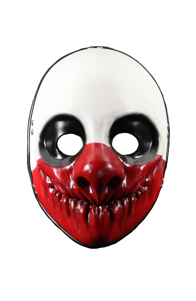 payday 2 mask png