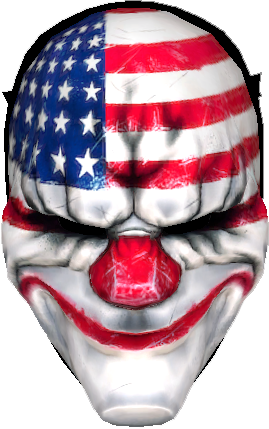 Payday 2 mask png. Bank gallery counter strike