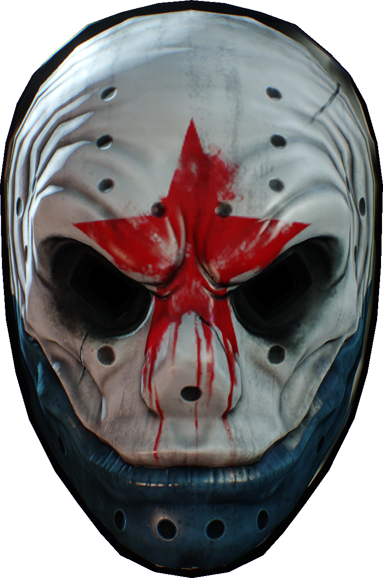 Payday 2 mask png. Image sokol overkill wiki