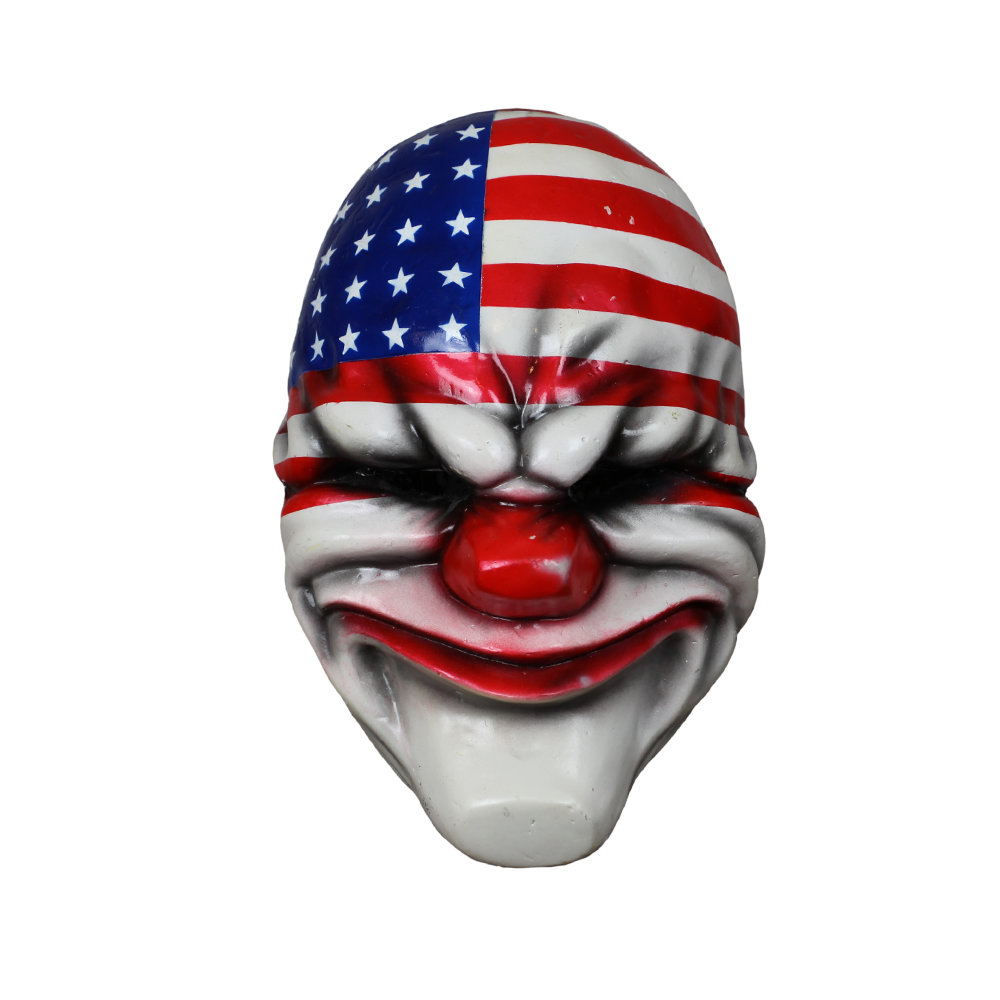 Payday 2 mask png. Face dallas preorder pinterest