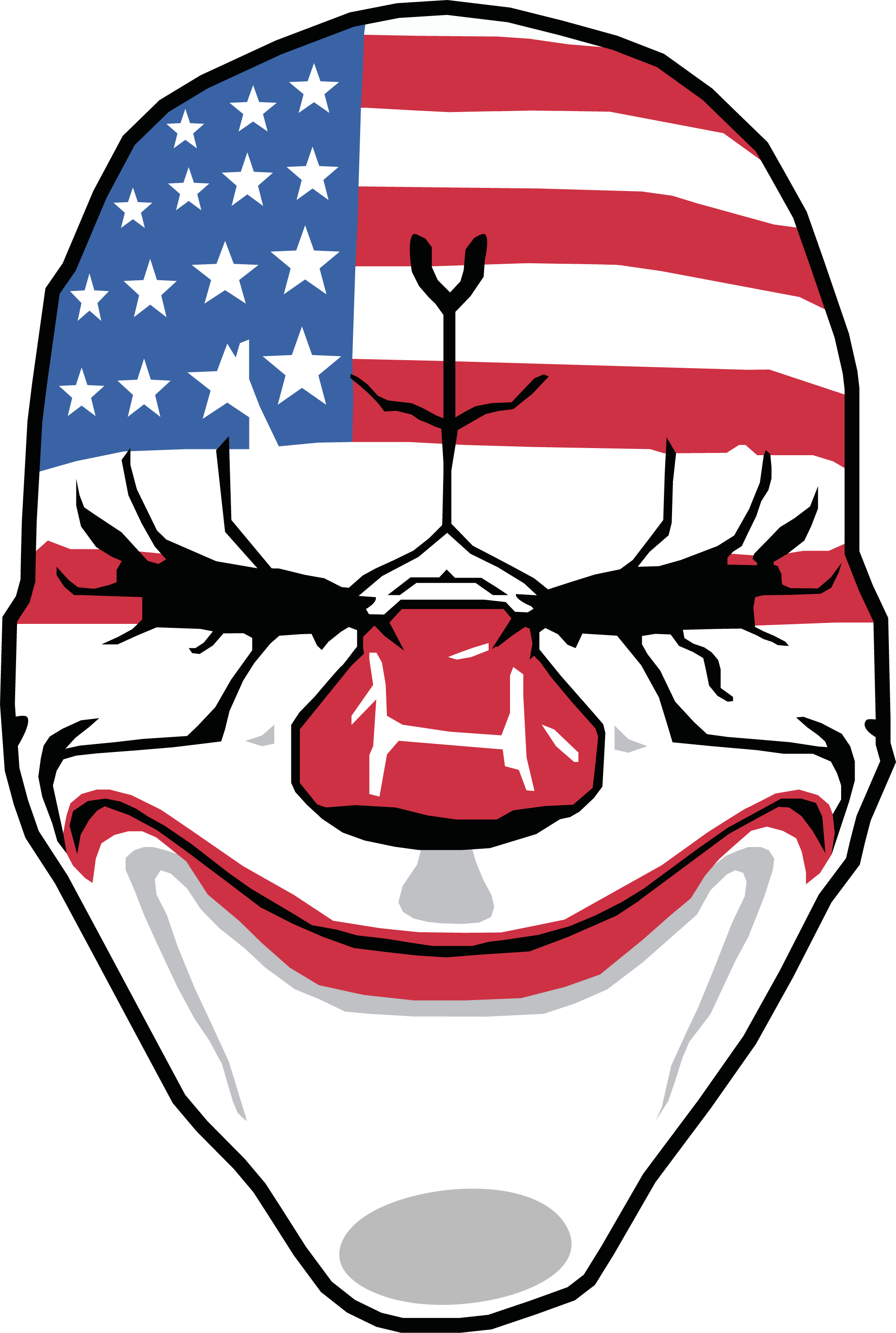 Payday 2 mask png. Dallas imgur