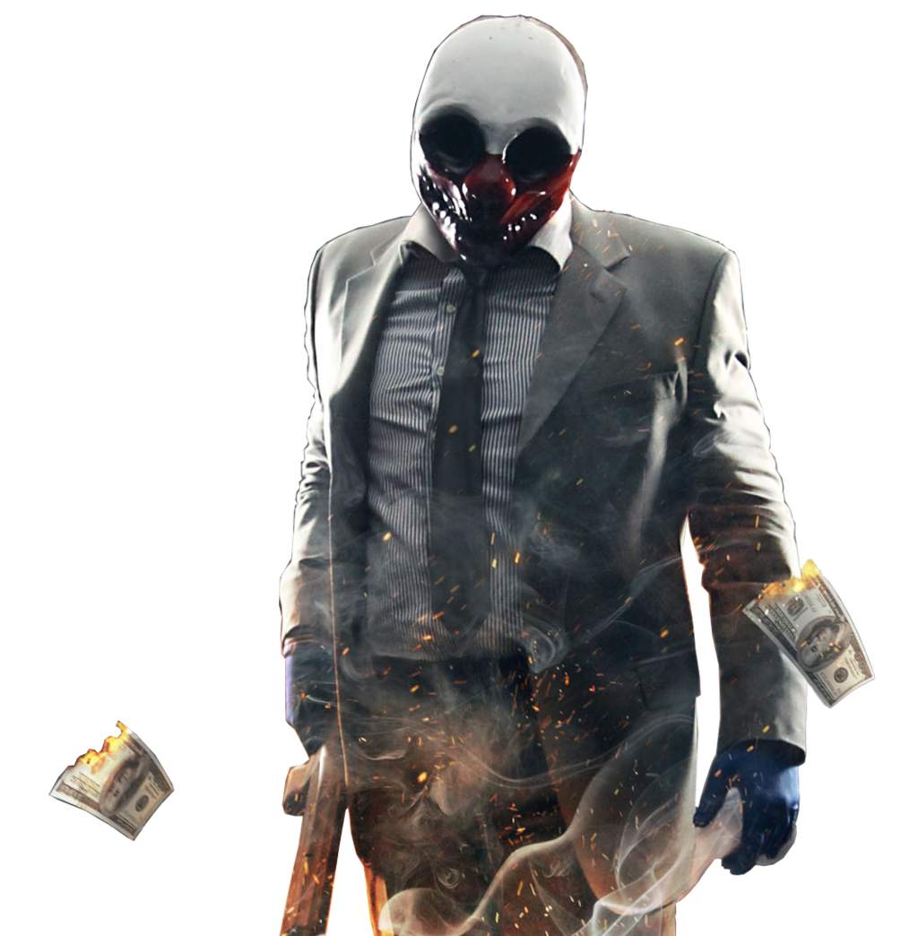 Payday 2 png. Image wolf death battle