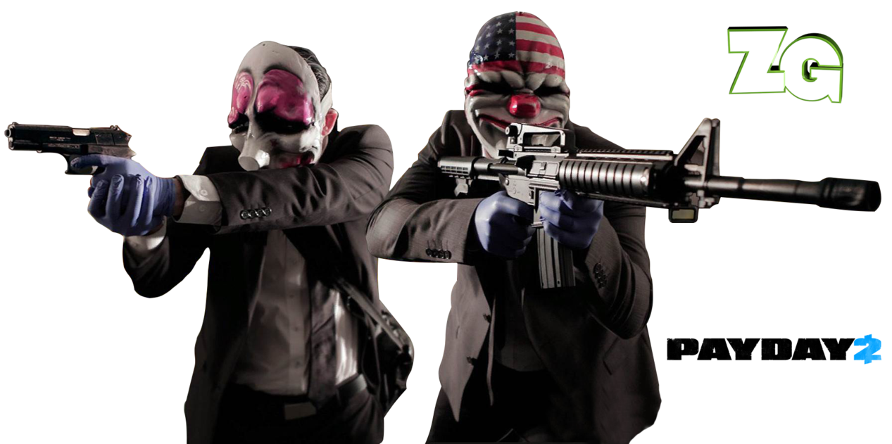 Payday 2 png. Images in collection page