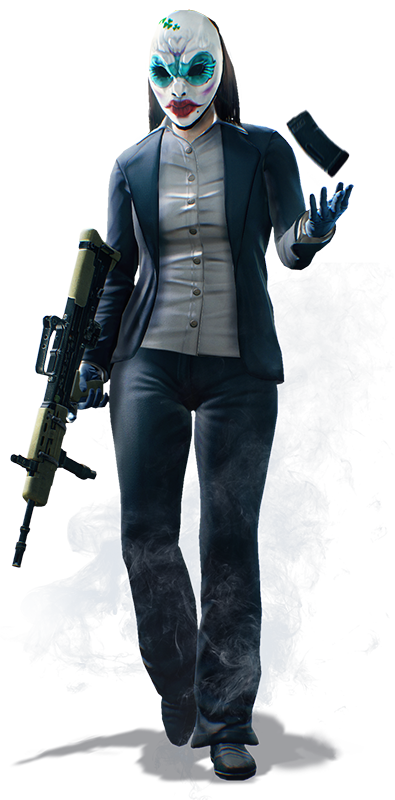Payday 2 png. Fantastic non sr shadowrunesque