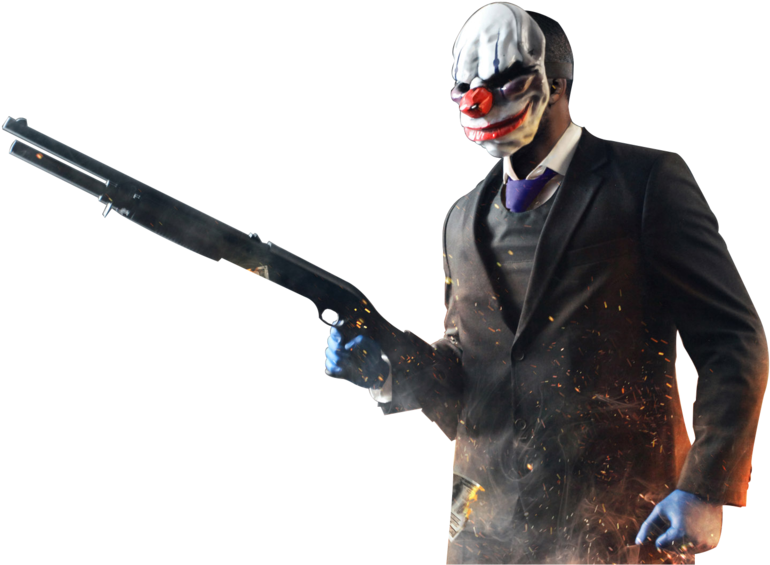 Payday 2 png. Download hd dallas transparent