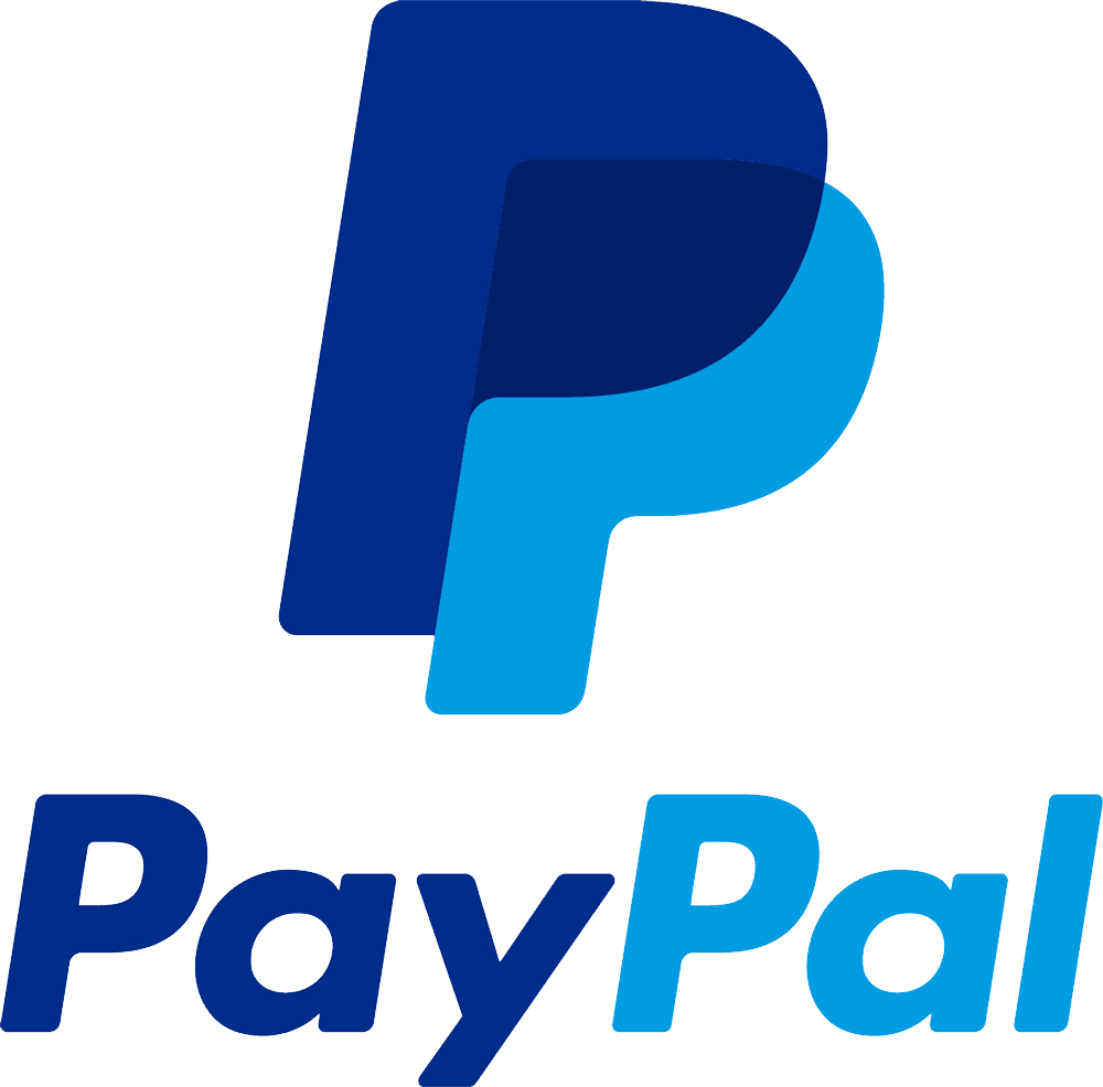 Paypal png. Logo images free download clip art black and white download