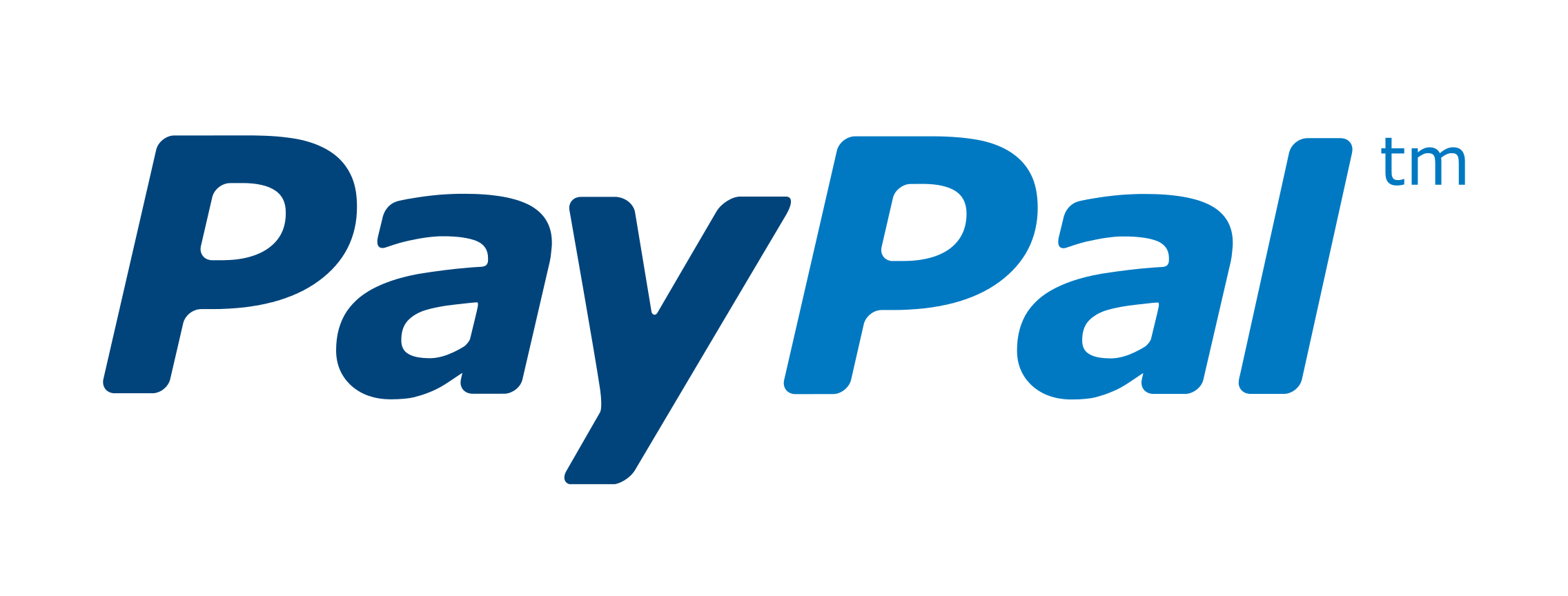 Paypal png logo. Transparent images all