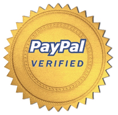 Paypal verified png. My official seal