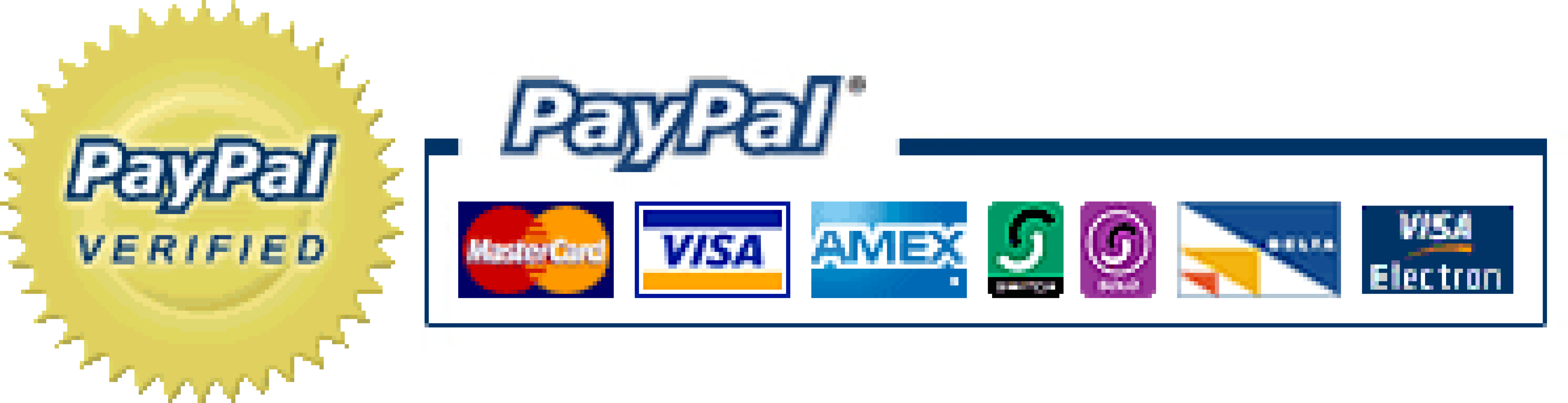 Paypal verified png. Payment success small business