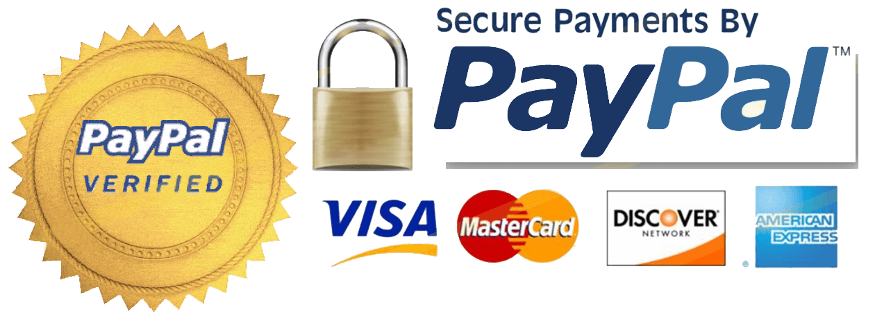 Paypal verified seal png. Payment method welcome to
