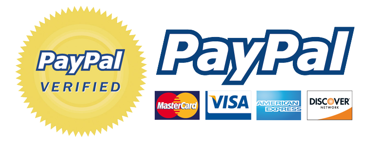 Paypal verified seal png. Maverick crazy horse leather