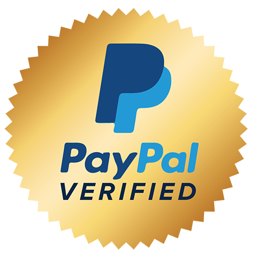Paypal verified seal png. Paypalpxpng