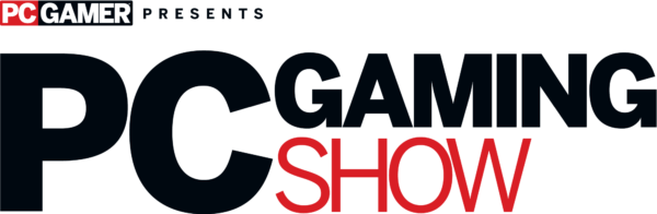 Pc gamer logo png. Gaming show to host
