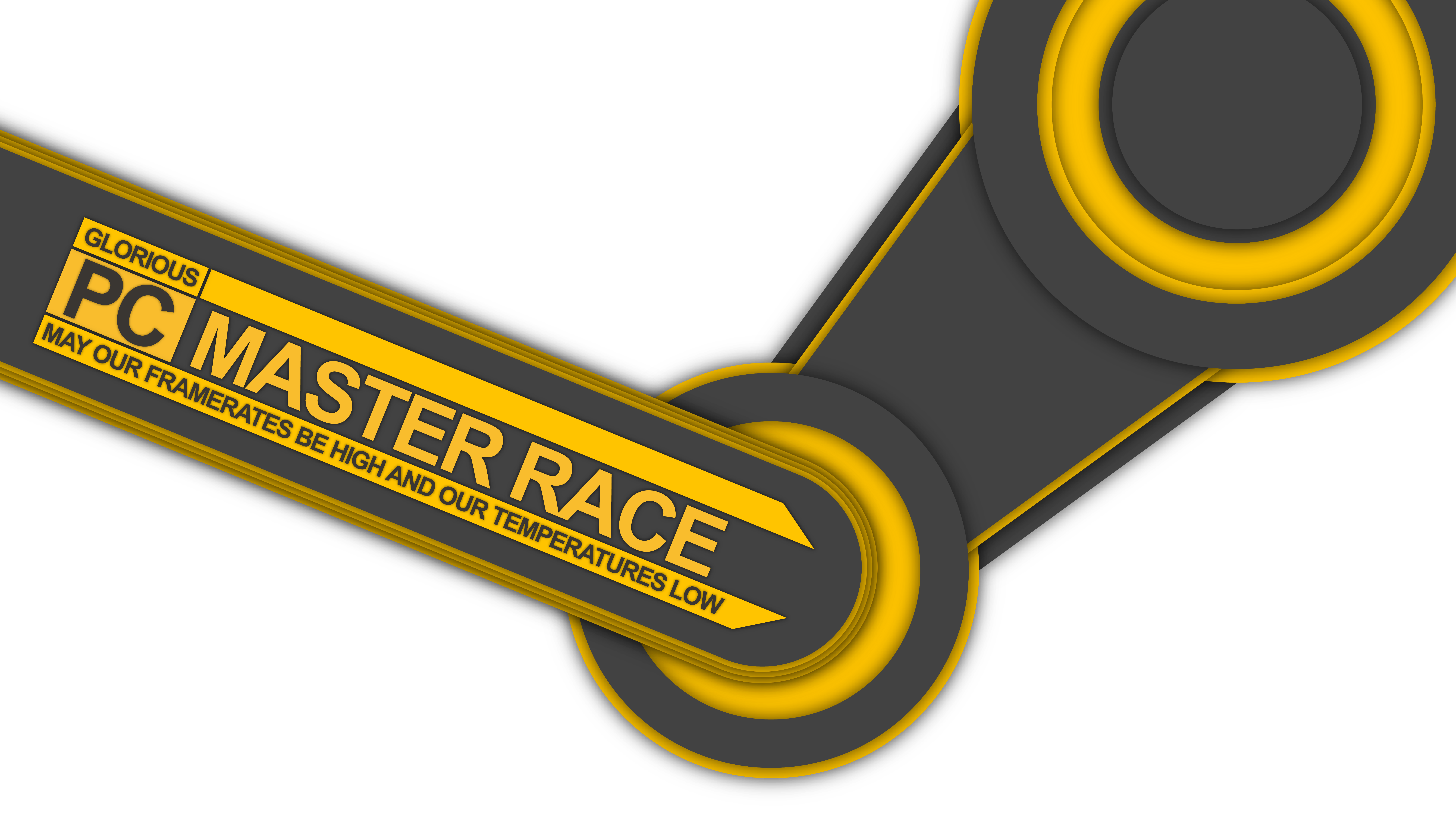 Pc master race icon png. Oc steam logo pcmr