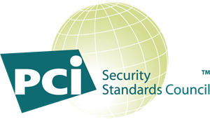 Security standards council logo. Pci vector graphic royalty free stock
