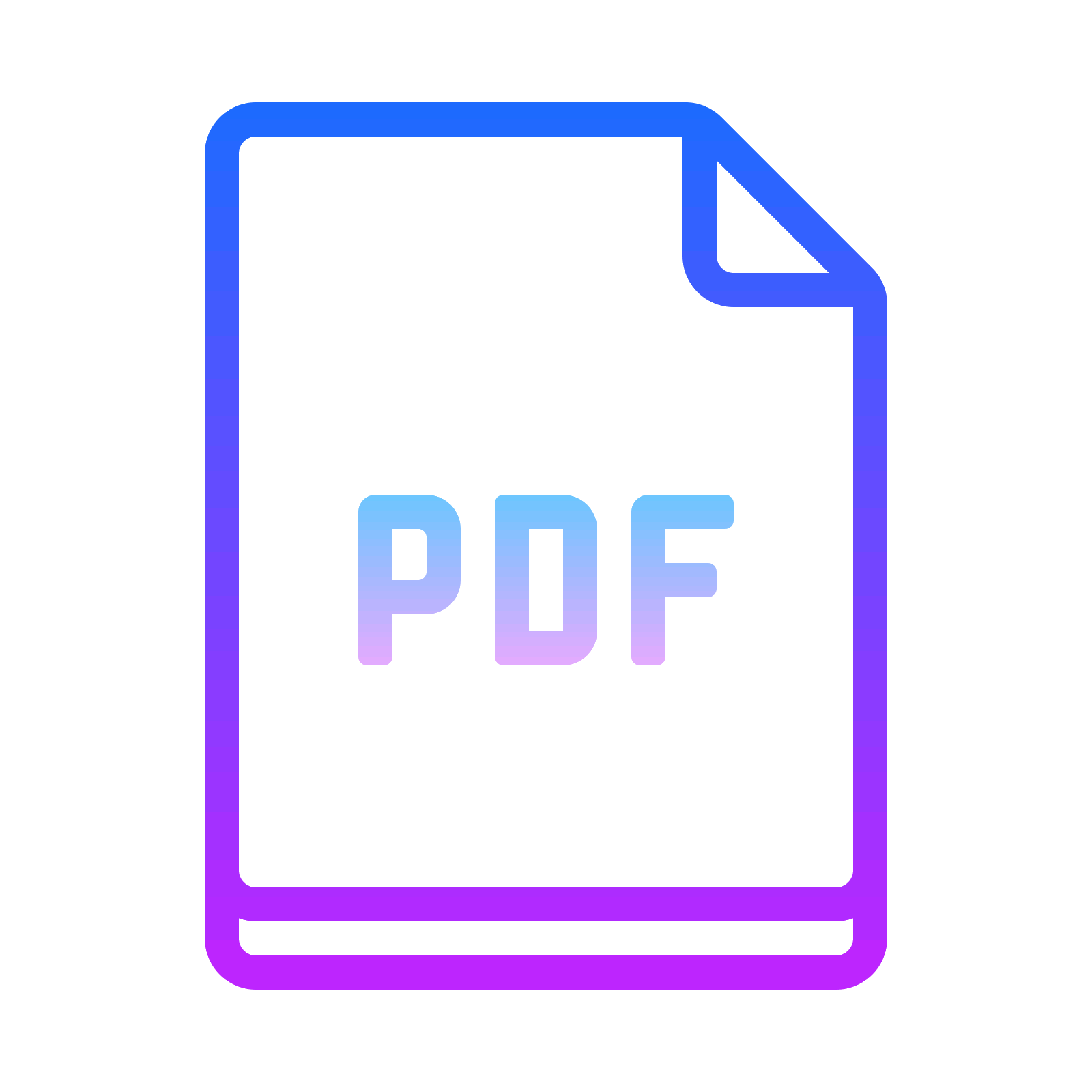 Pdf 2 png. Icon this is a