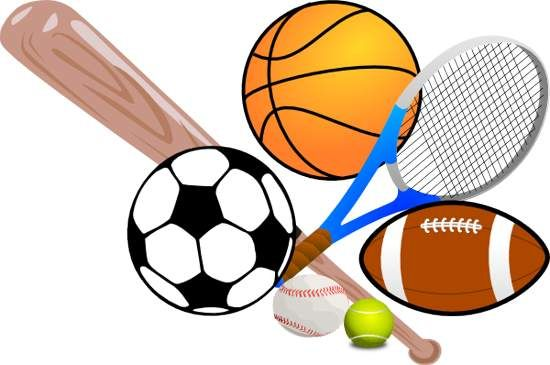 Sport clipart supply. Physical education clipartborders pinterest