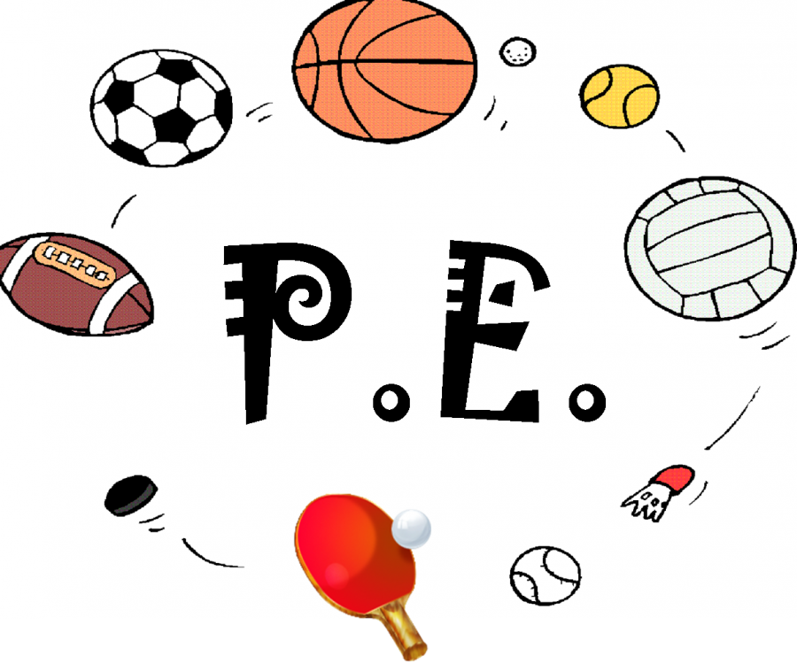 Pe clipart lessons. Symbol physical education png
