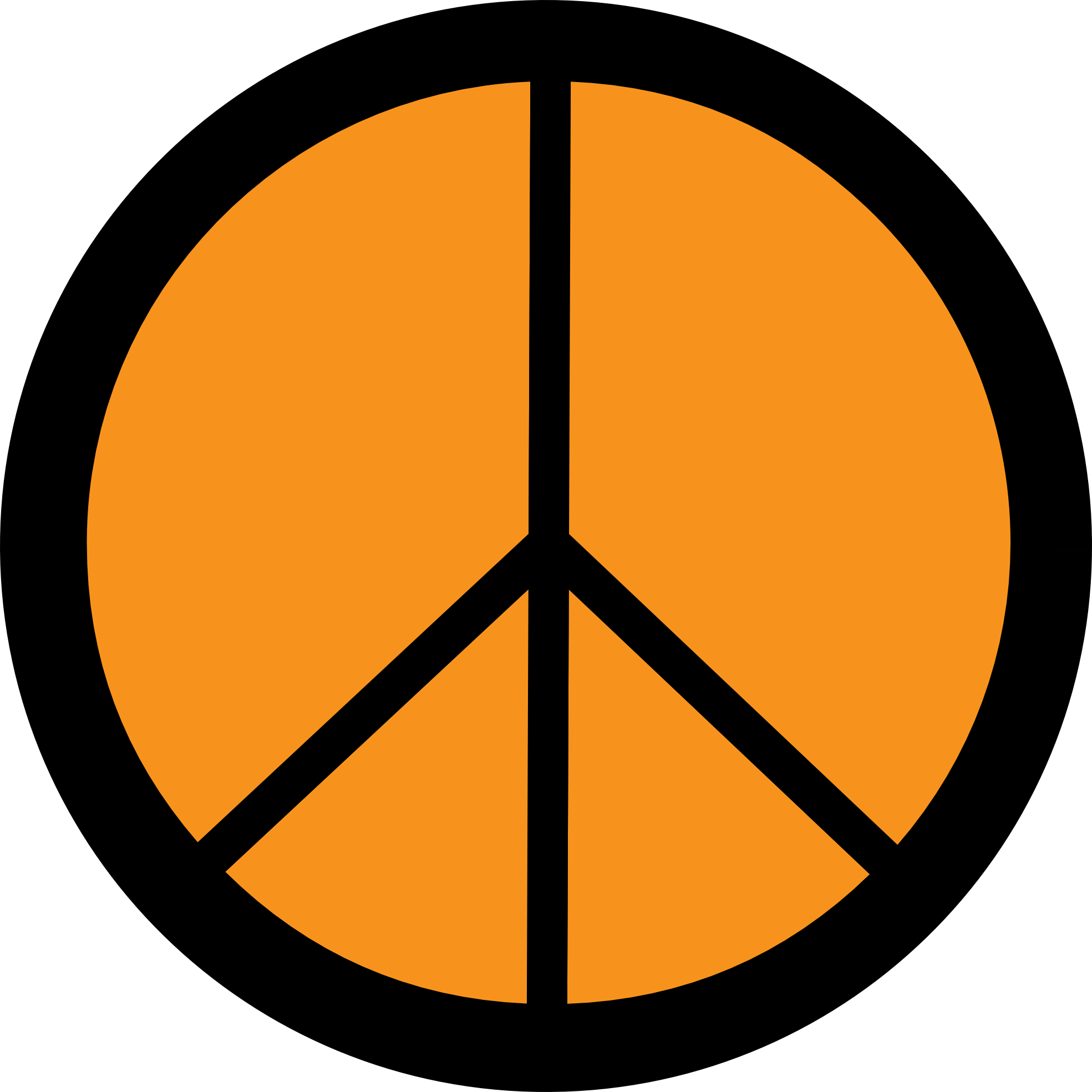 Peace clipart. Sign image free clip