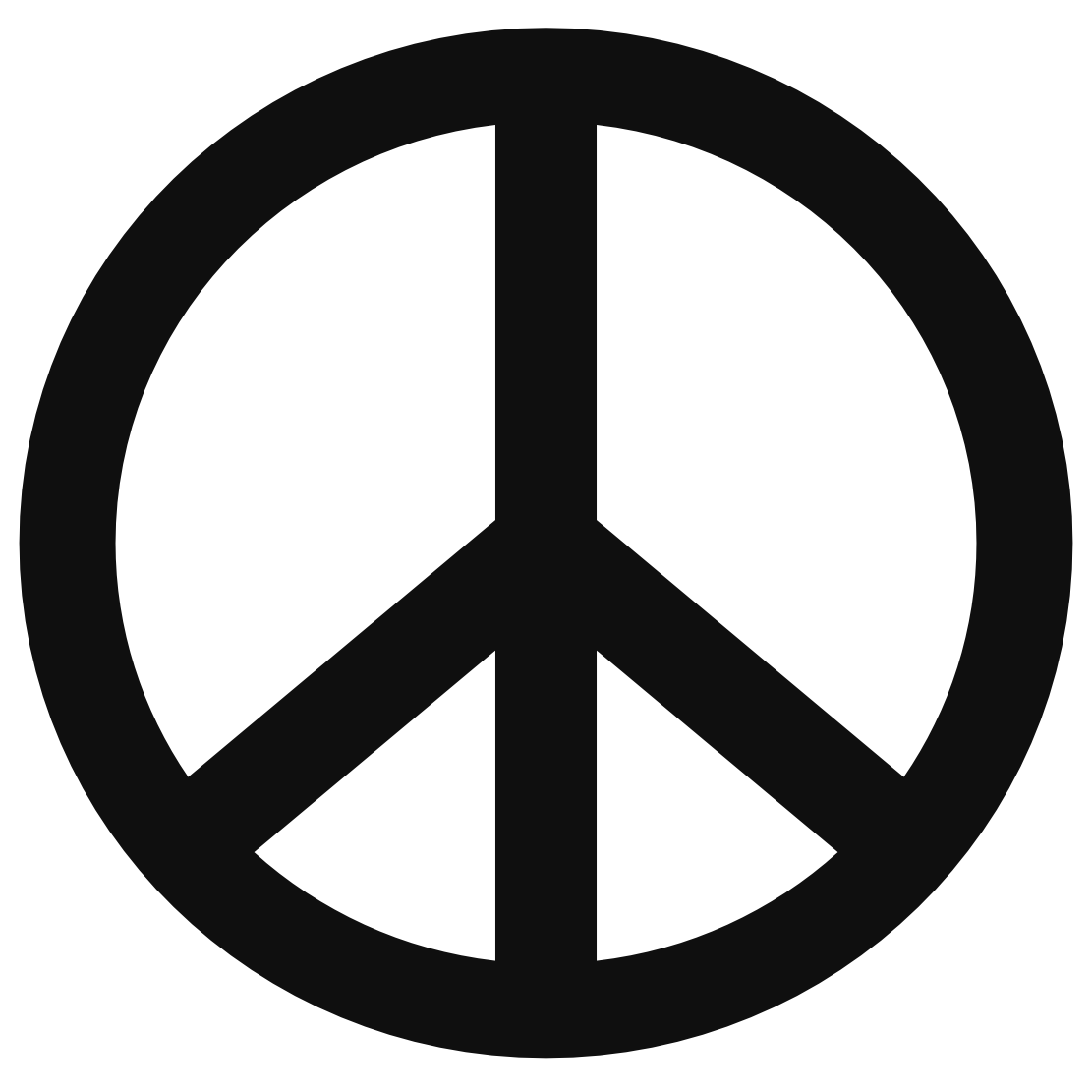 Peace clipart. Sign clip art library