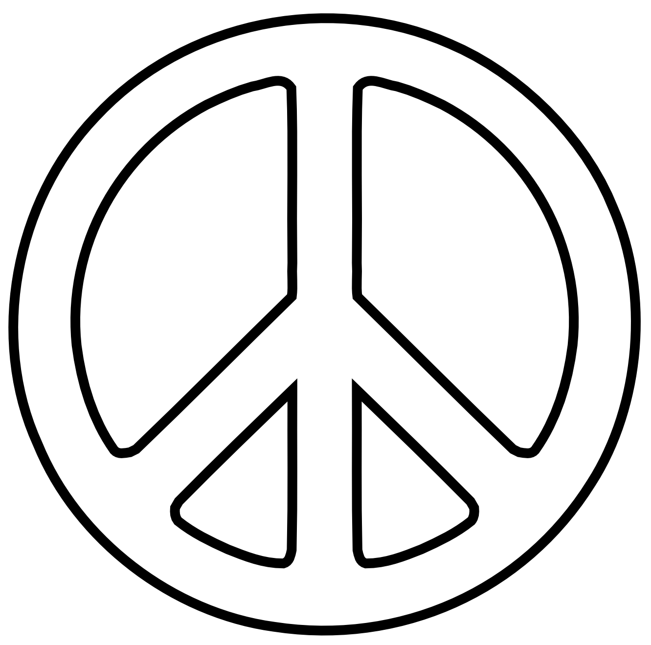 peace clipart world peace