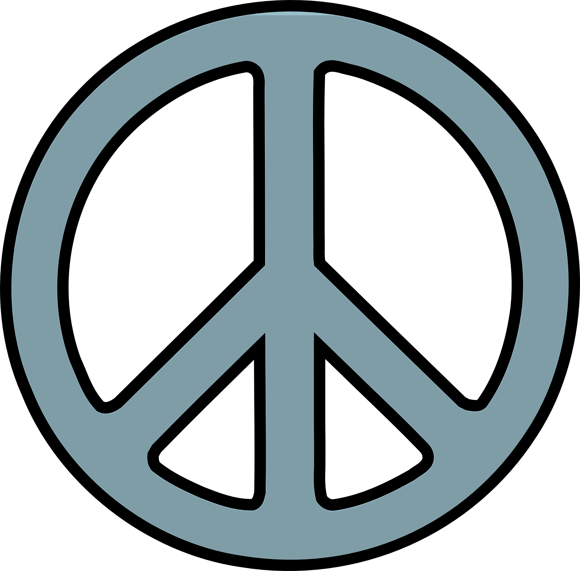 Peace clipart pichers. And love at getdrawings