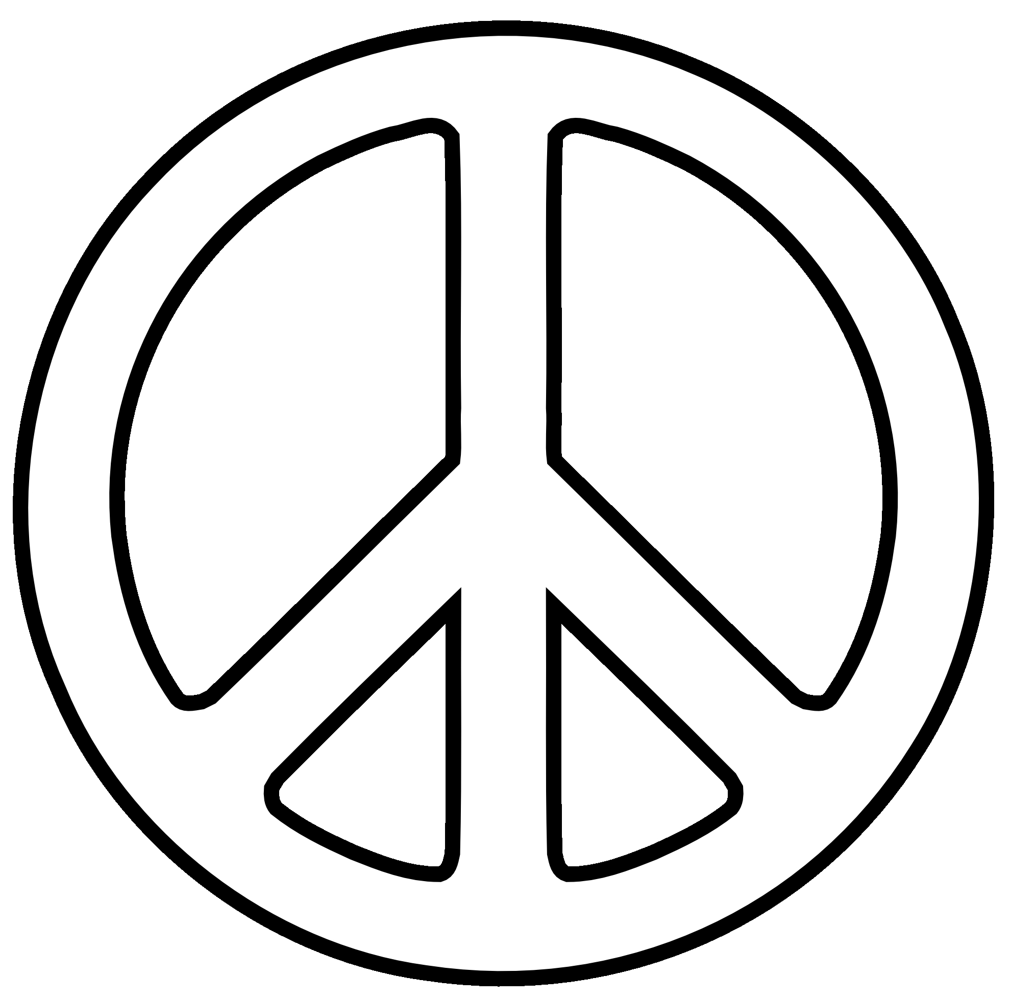 Peace clipart pichers. Fresh collection digital p