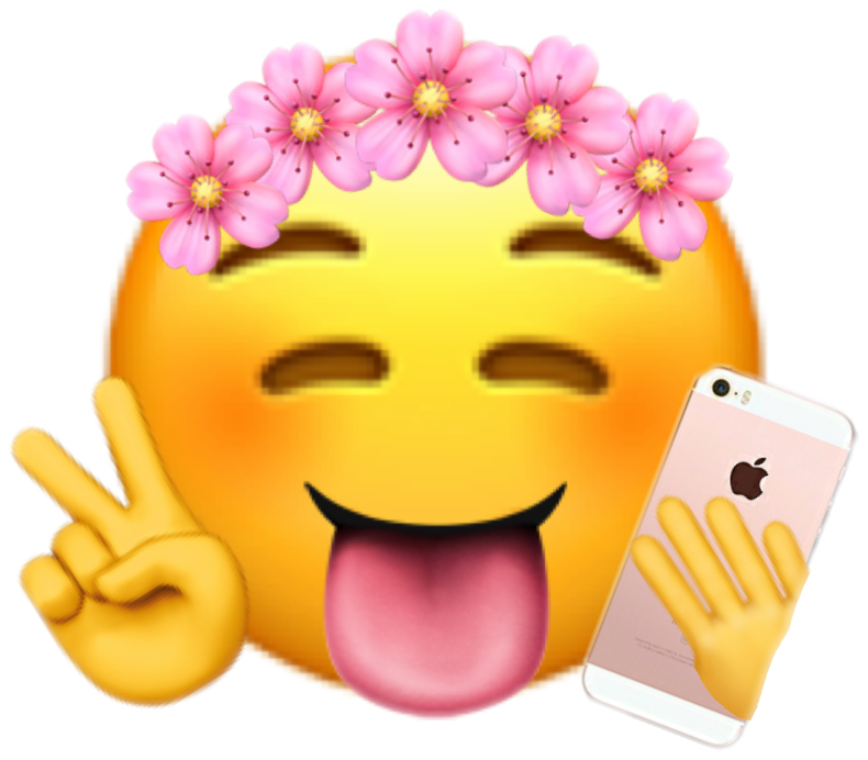 Peace emoji png. Took me forever to
