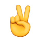 Peace sign emoji png. What do all the