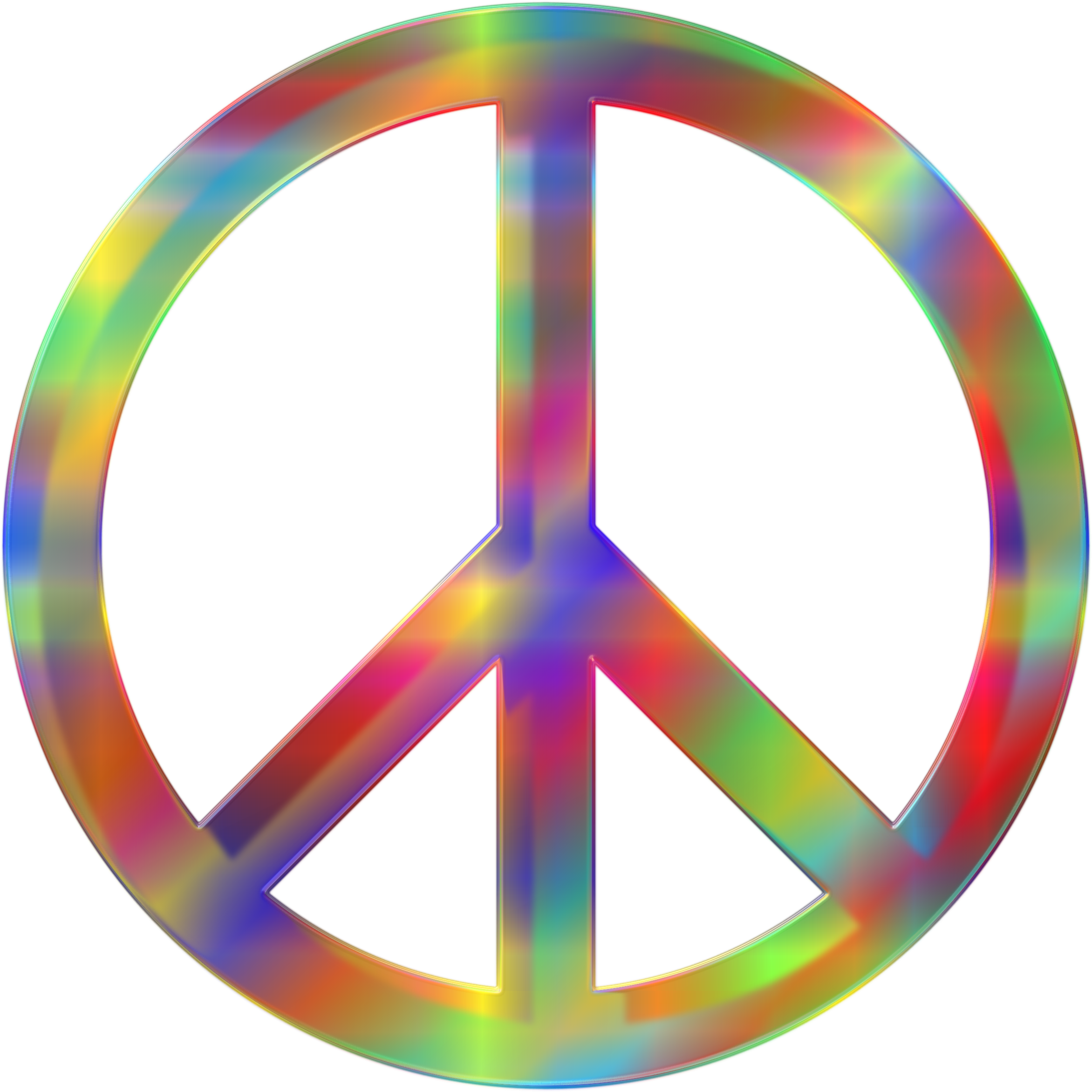Peace sign png dab. Clipart psychedelic
