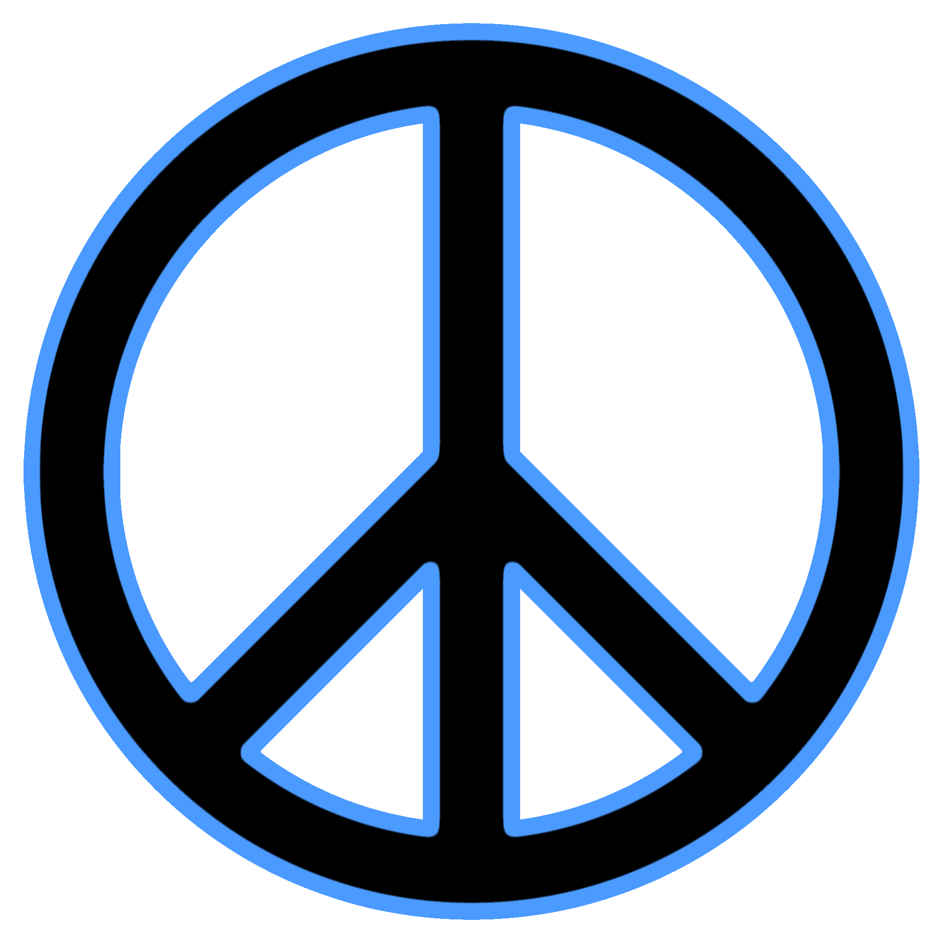 Peace sign png dab. File outline wikimedia commons