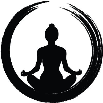 Png yoga symbols. Condition the mind peace