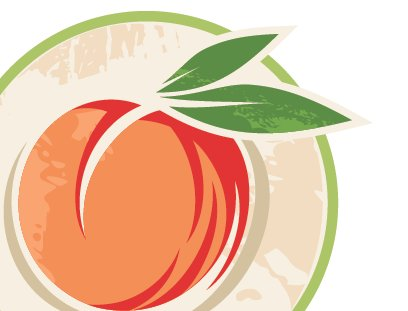 peach clipart peach atlanta