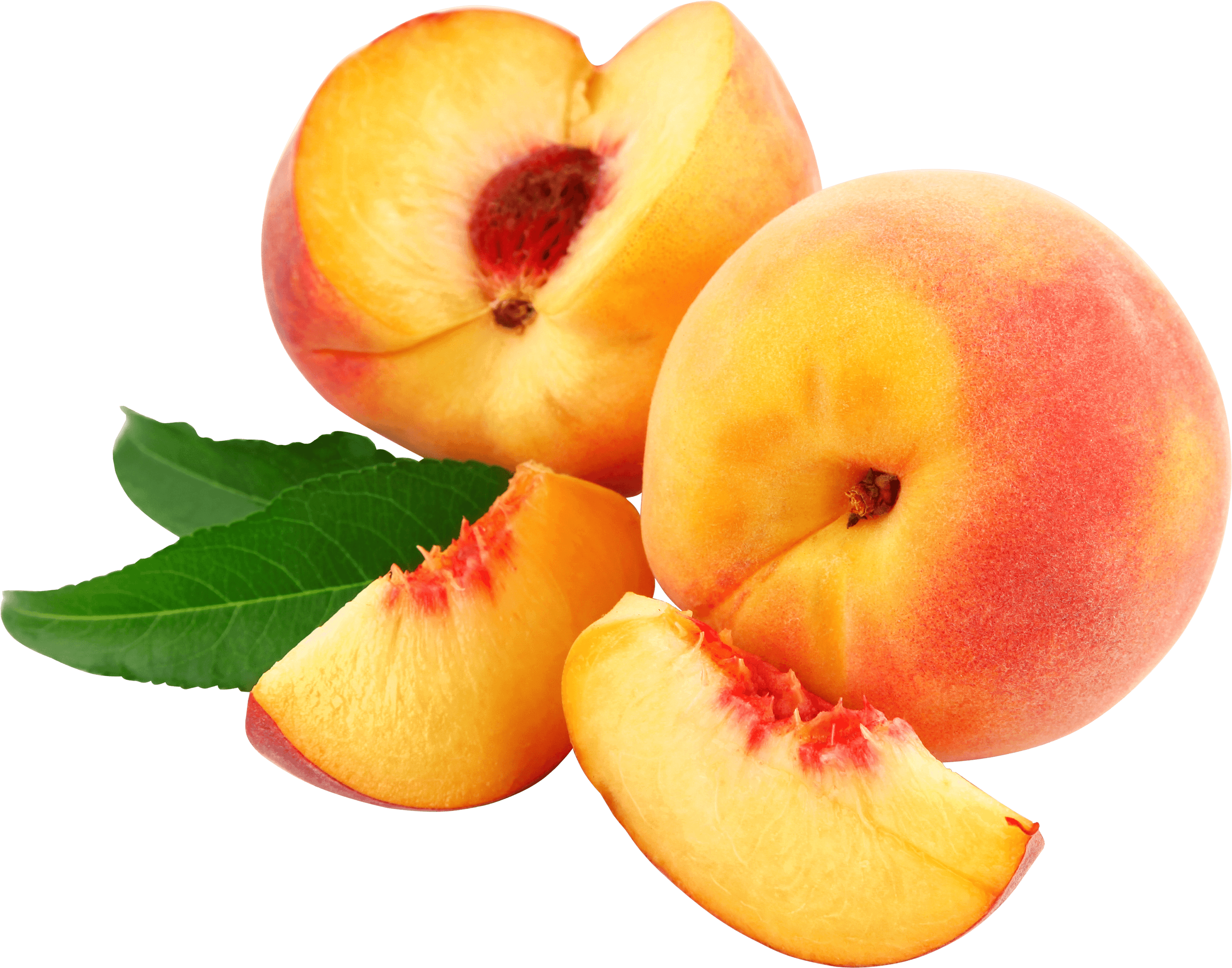 Peaches transparent. Scene of png stickpng
