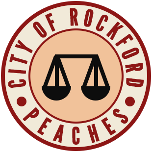 Peach svg logo. Rockford log google search