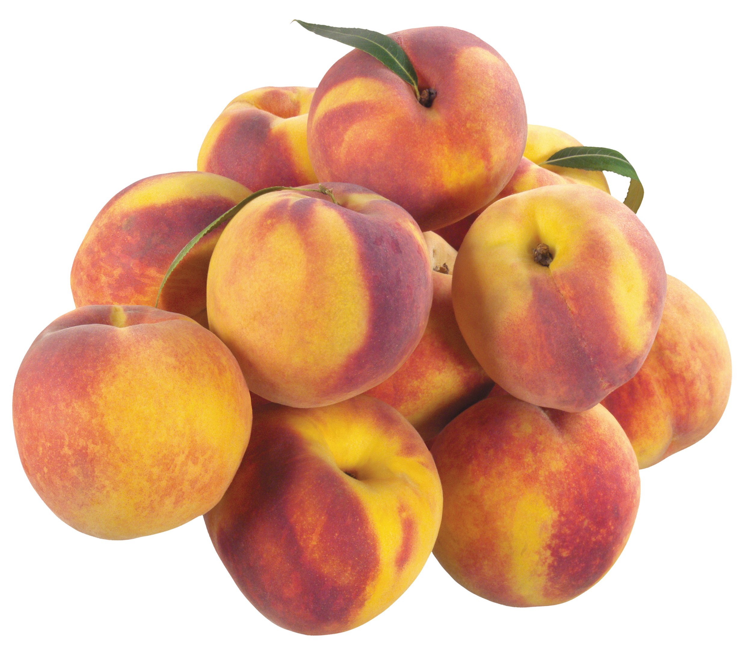 Peaches clipart basket peach. Pile of png best