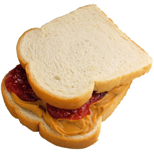 Peanut butter sandwich png. The only i ll
