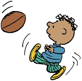 Peanuts clipart one. Best franklin images