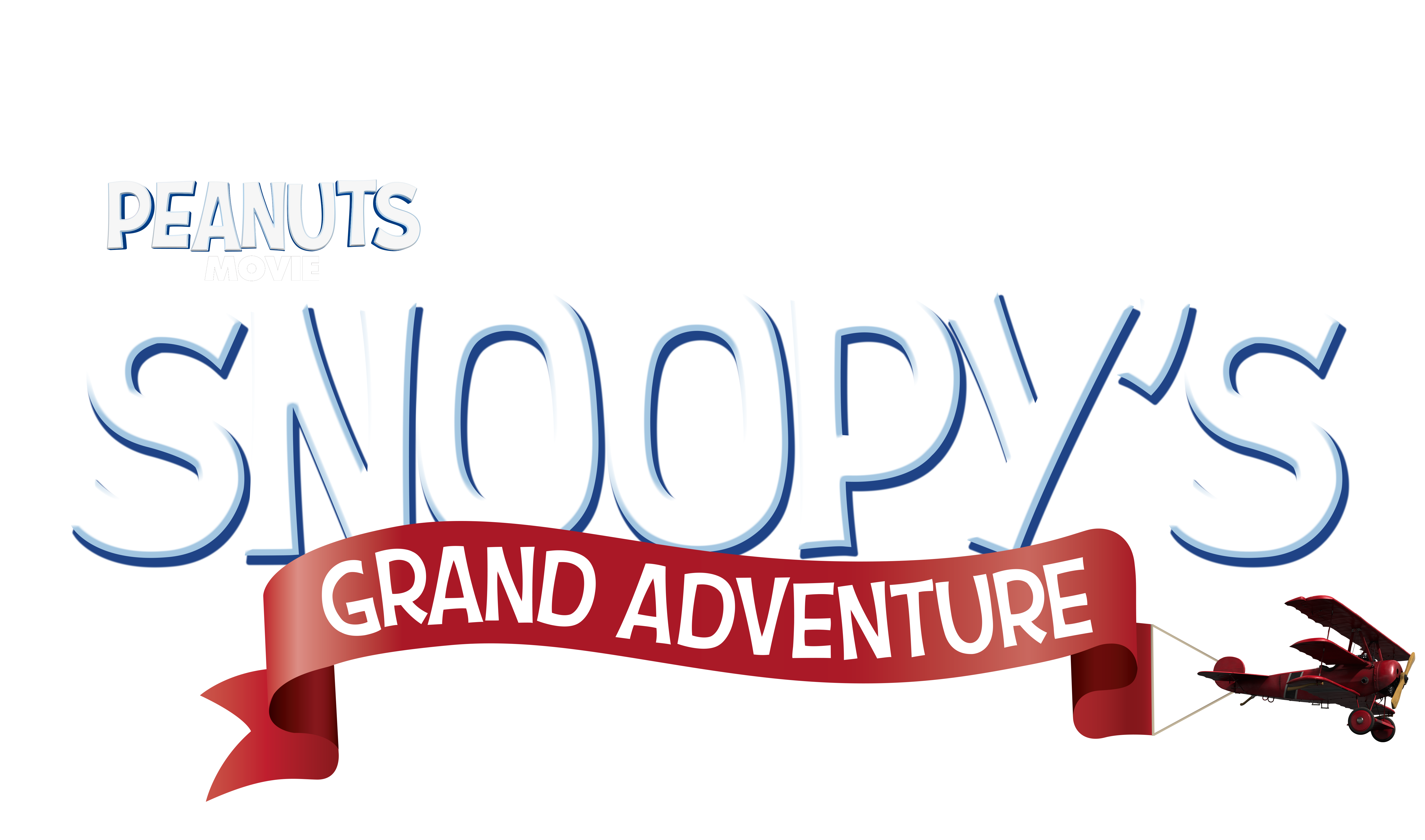 the peanuts movie logo png