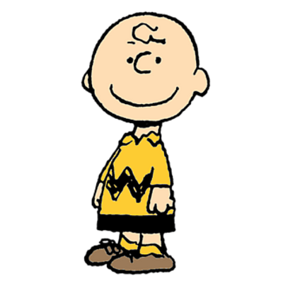 Peanuts transparent white background. Png images stickpng charlie