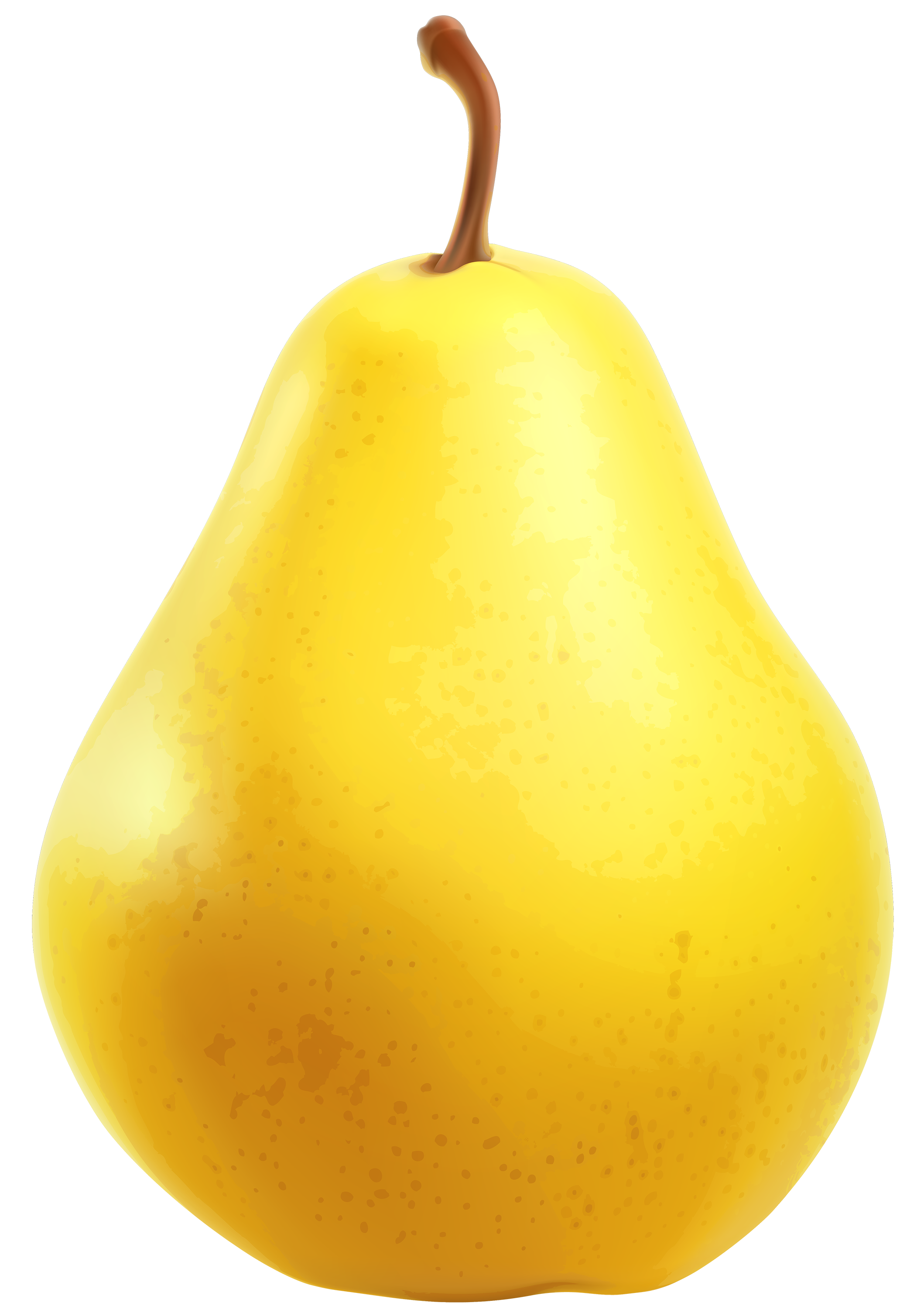 Pear clipart yellow pear. Png best web