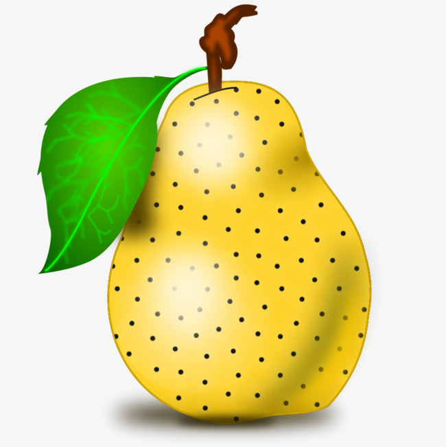 Pear clipart yellow pear. Pineapple png and psd