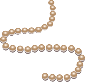 Pearls Clip Art at Clker