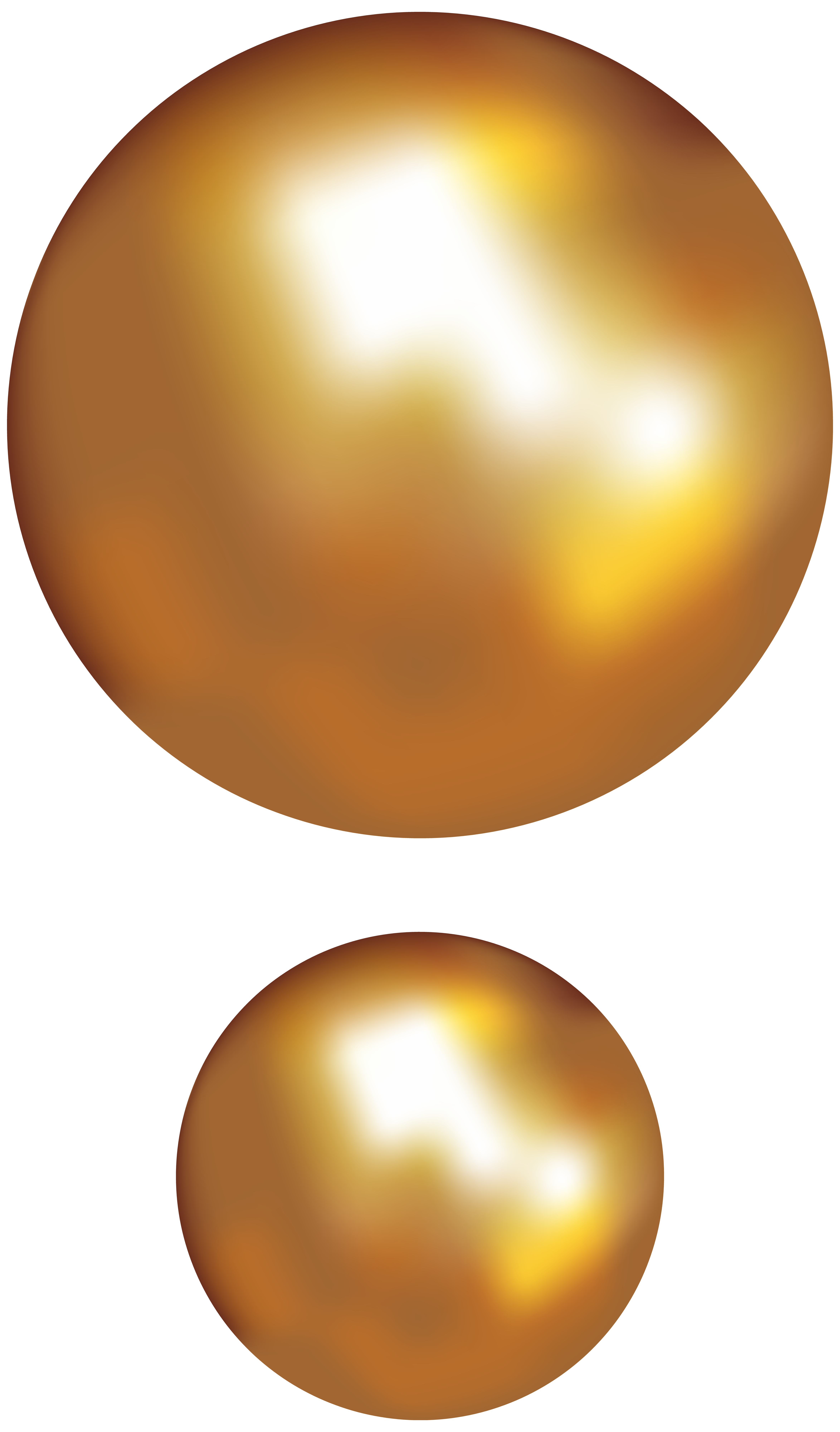 Pearl clipart png. Gold pearls transparent clip