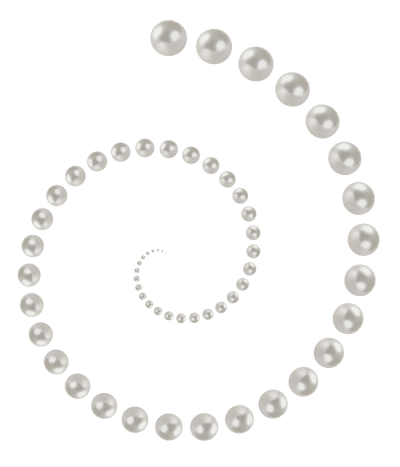 String of pearls png. Pearl clipart bead free