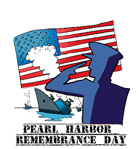 Pearl harbor png. Remembrance day calendar history